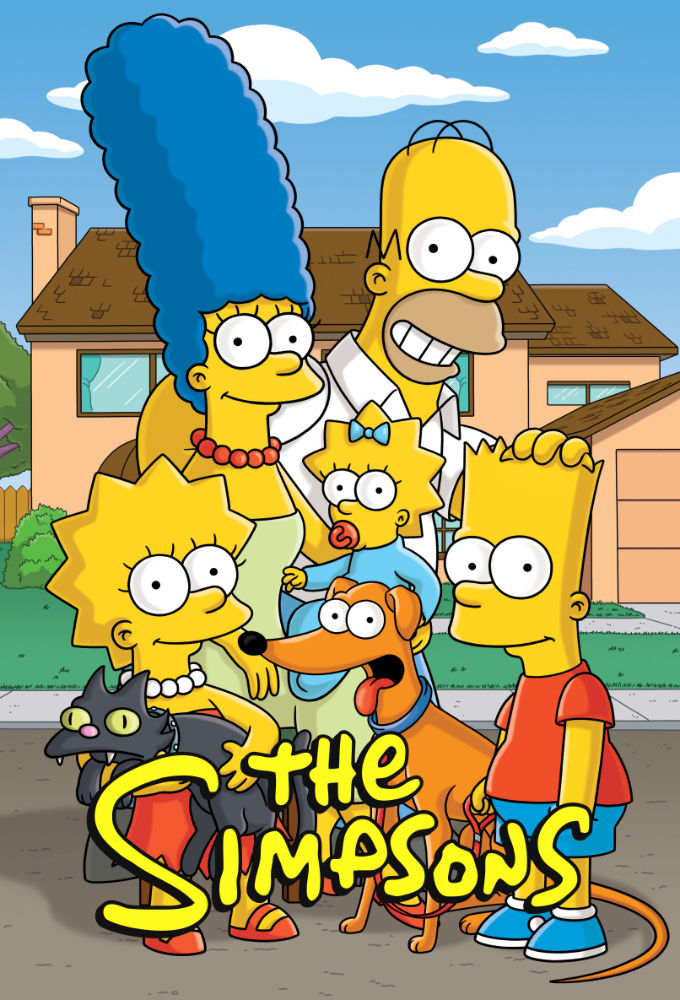 The Simpsons cover