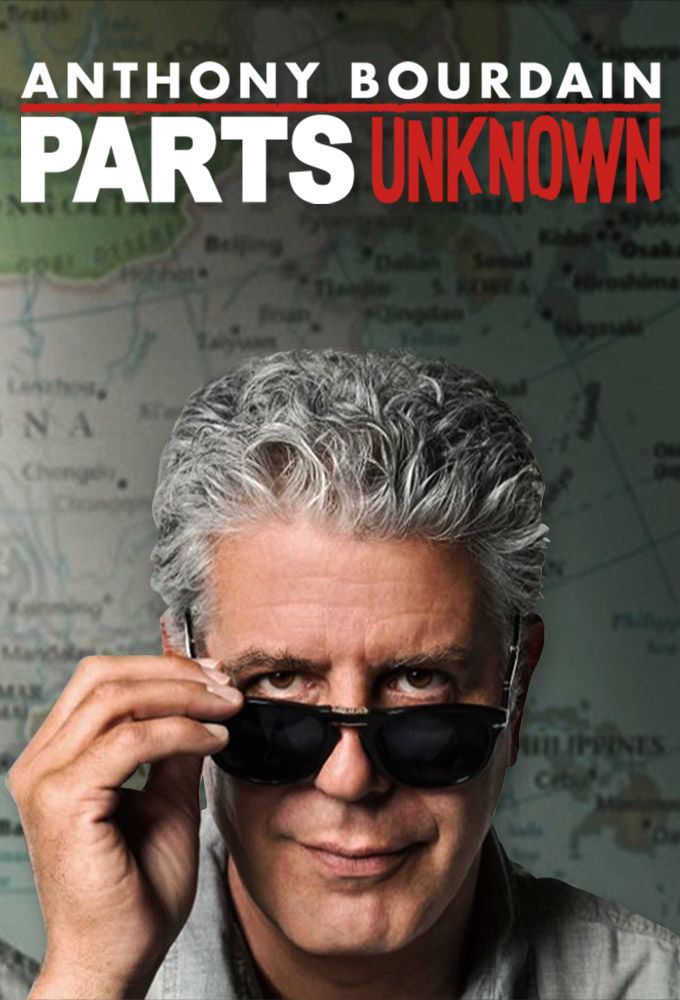 Anthony Bourdain: Parts Unknown cover