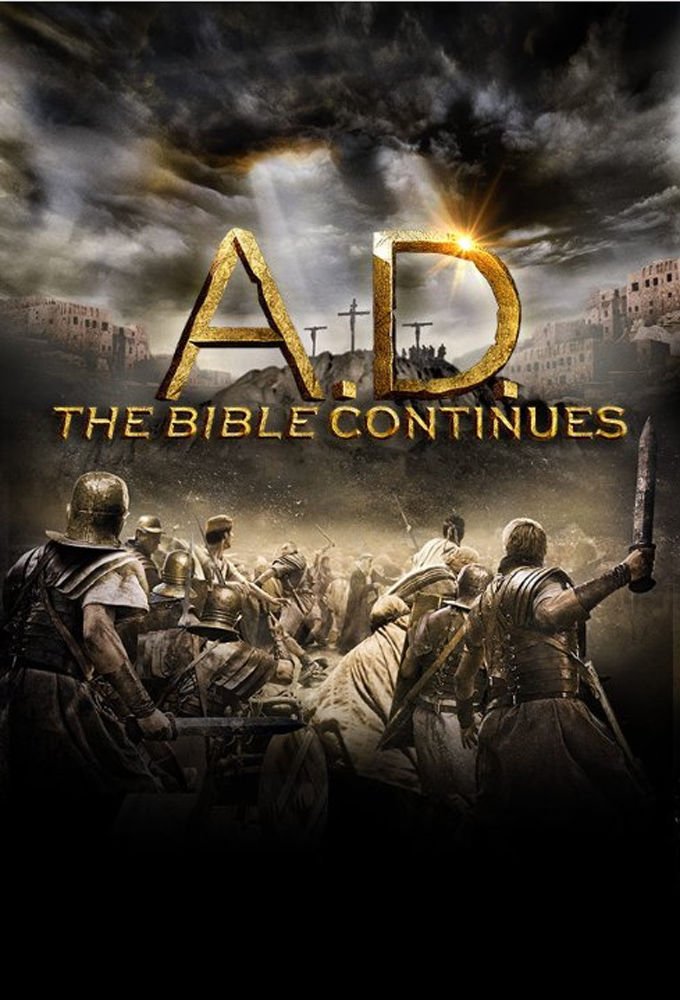 A.D. The Bible Continues cover