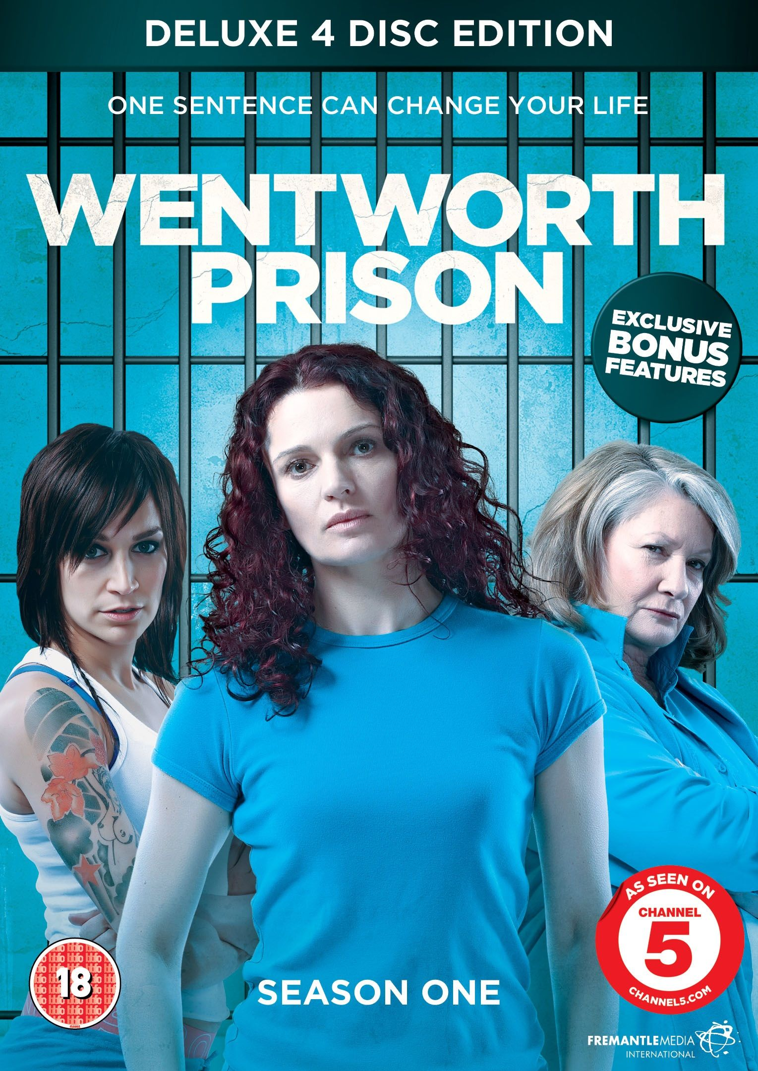 Wentworth cover
