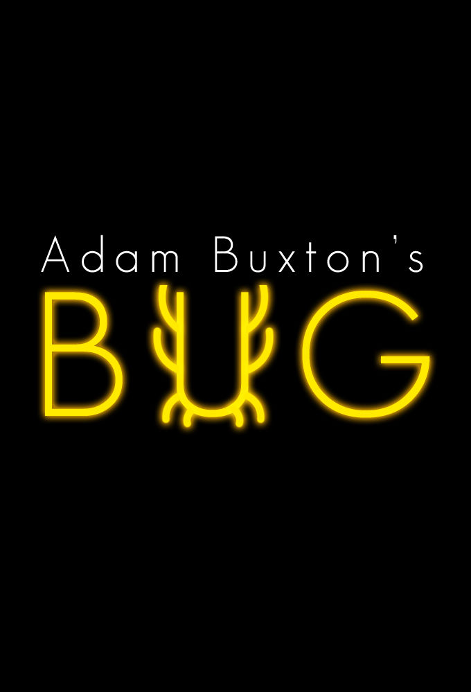 Adam Buxton's Bug cover
