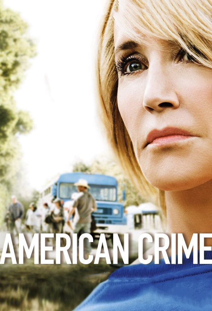 American Crime cover