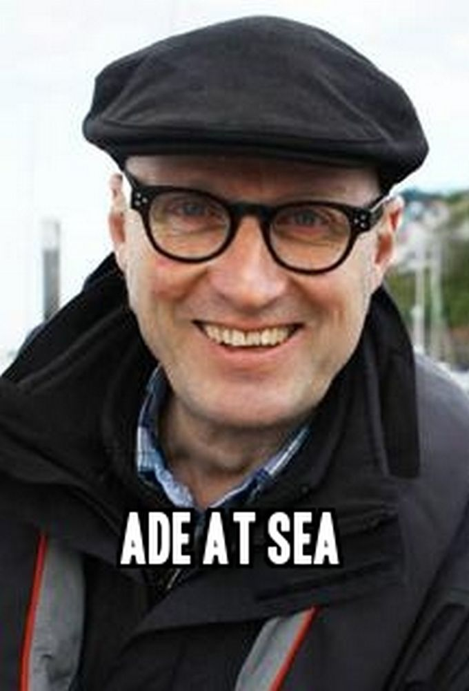 Ade at Sea cover
