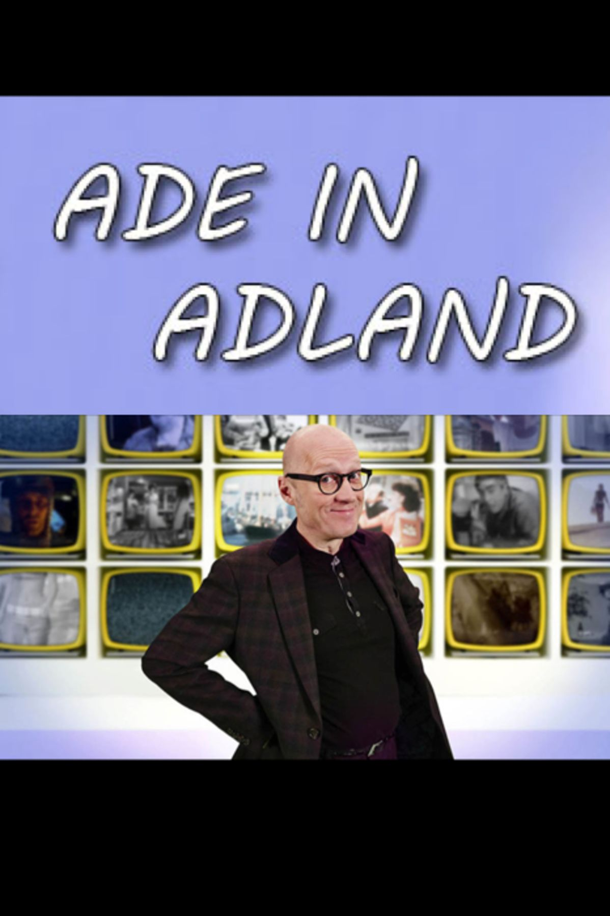 Ade in Adland cover