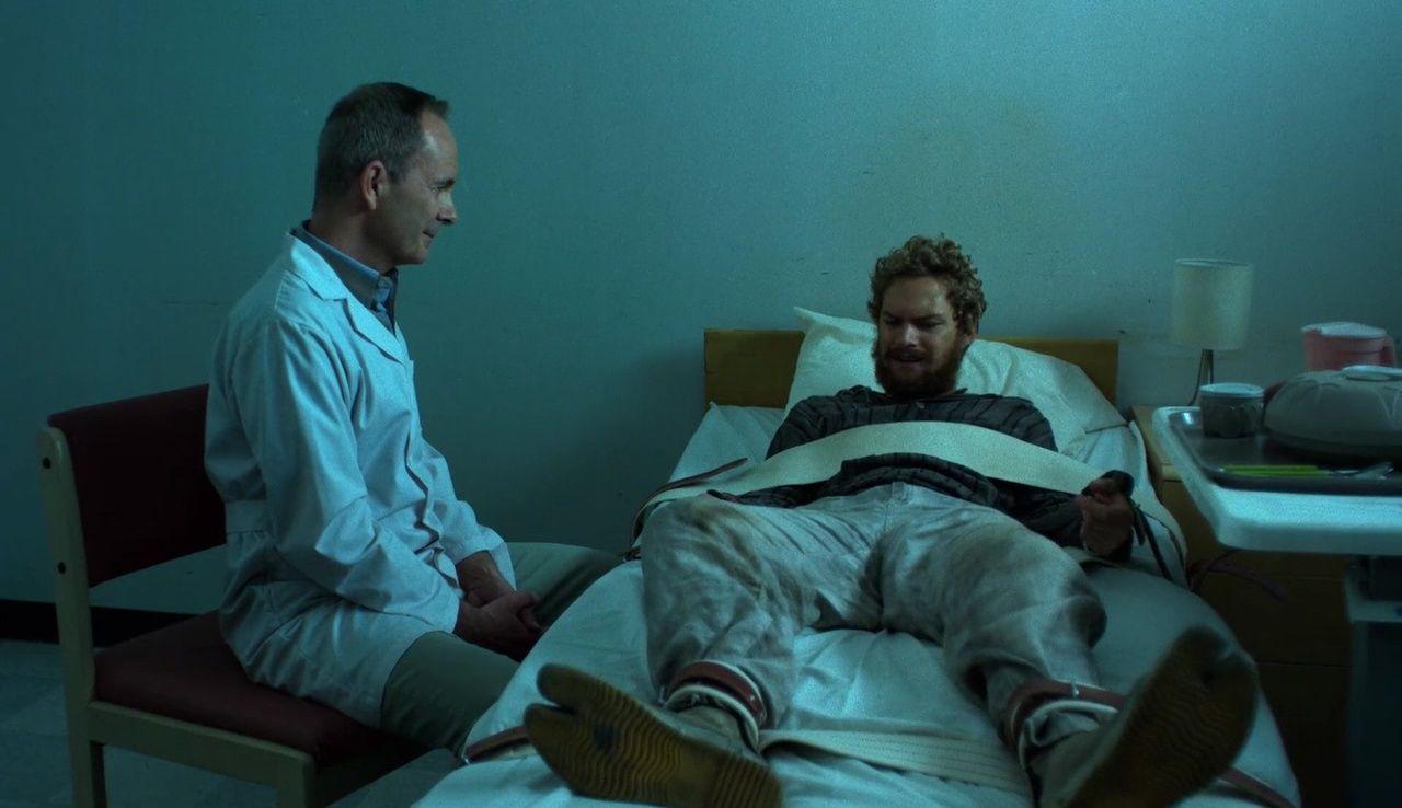 shadowing a psychiatrist