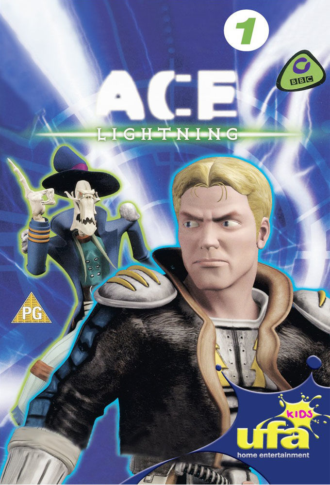 Ace Lightning cover