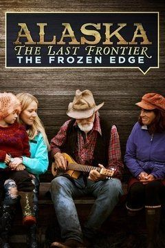 Alaska: The Last Frontier: The Frozen Edge cover