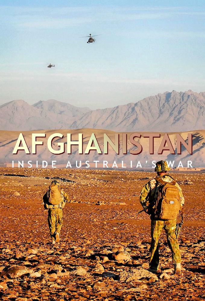 Afghanistan: Inside Australia's War cover