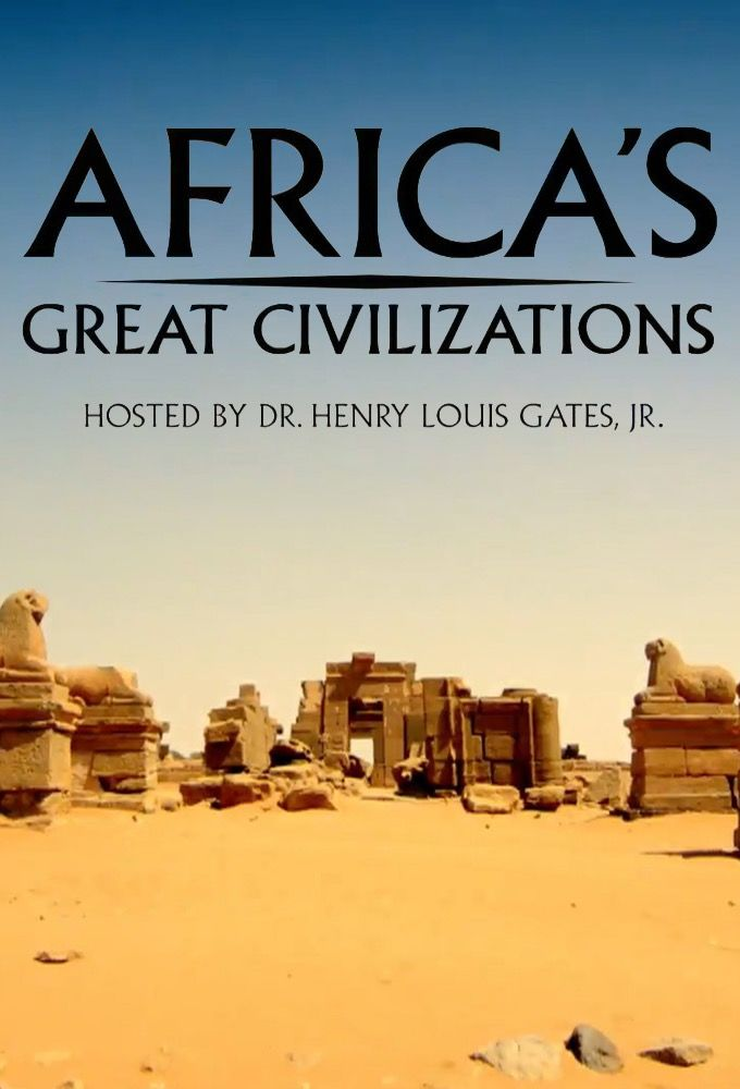 Africa's Great Civilizations cover