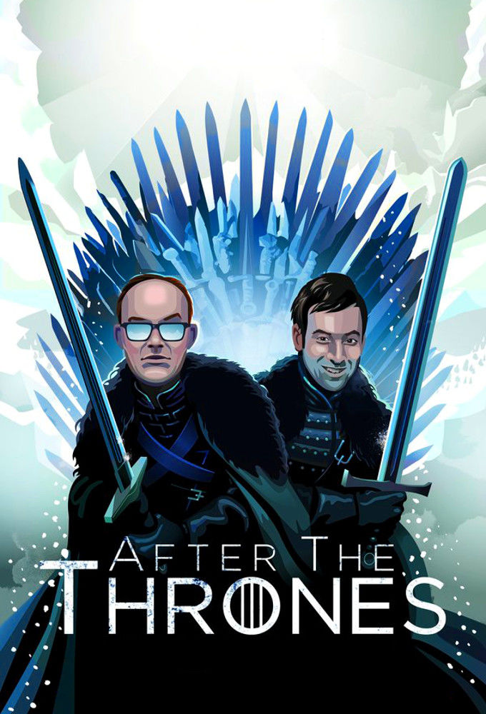 After the Thrones cover