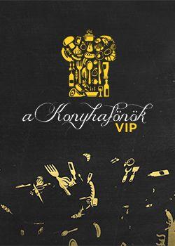 A Konyhafőnök VIP cover