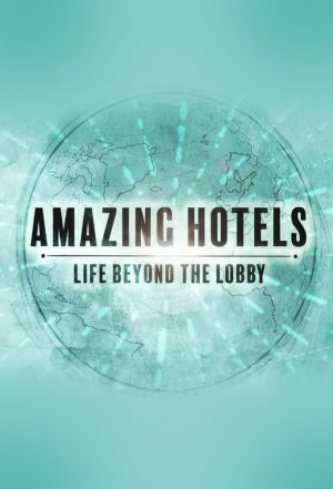 Amazing Hotels: Life Beyond the Lobby cover