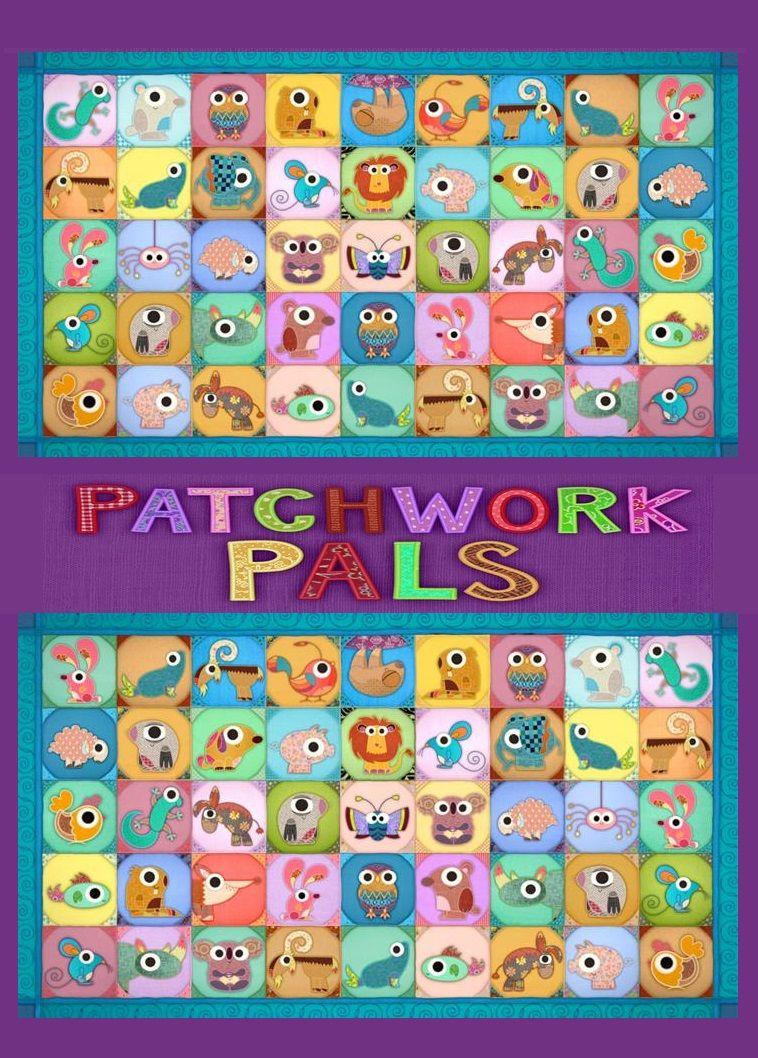 Patchwork Pals Tvmaze