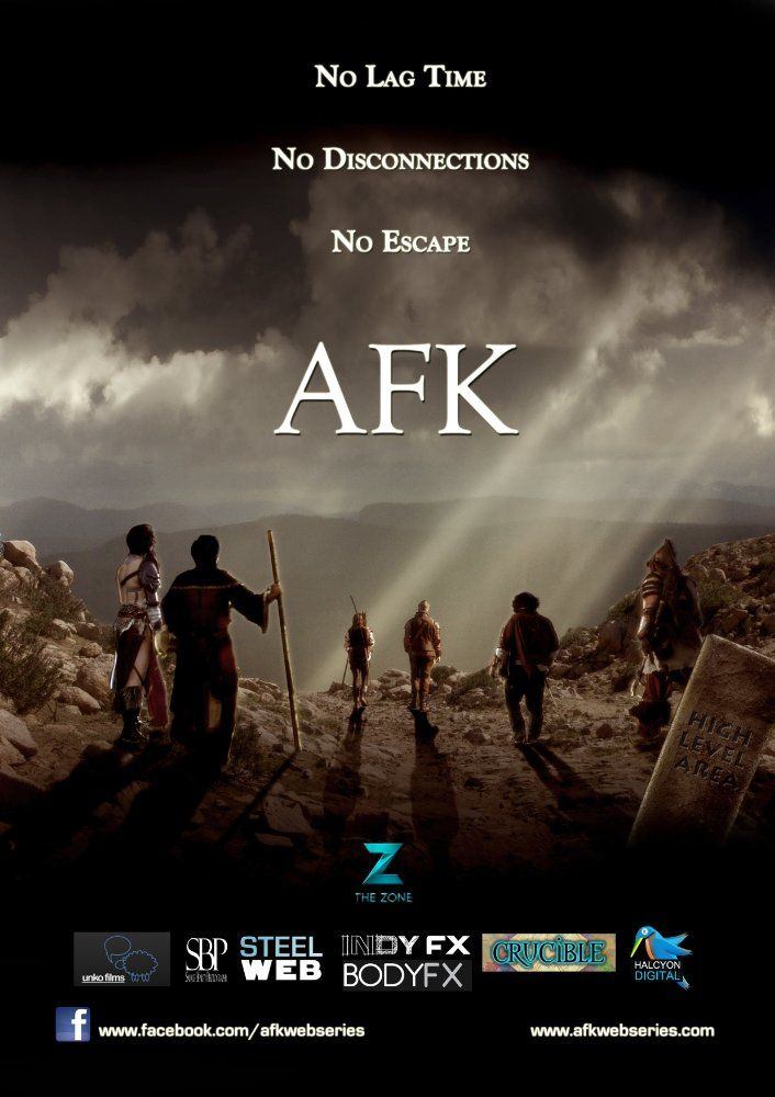 AFK cover