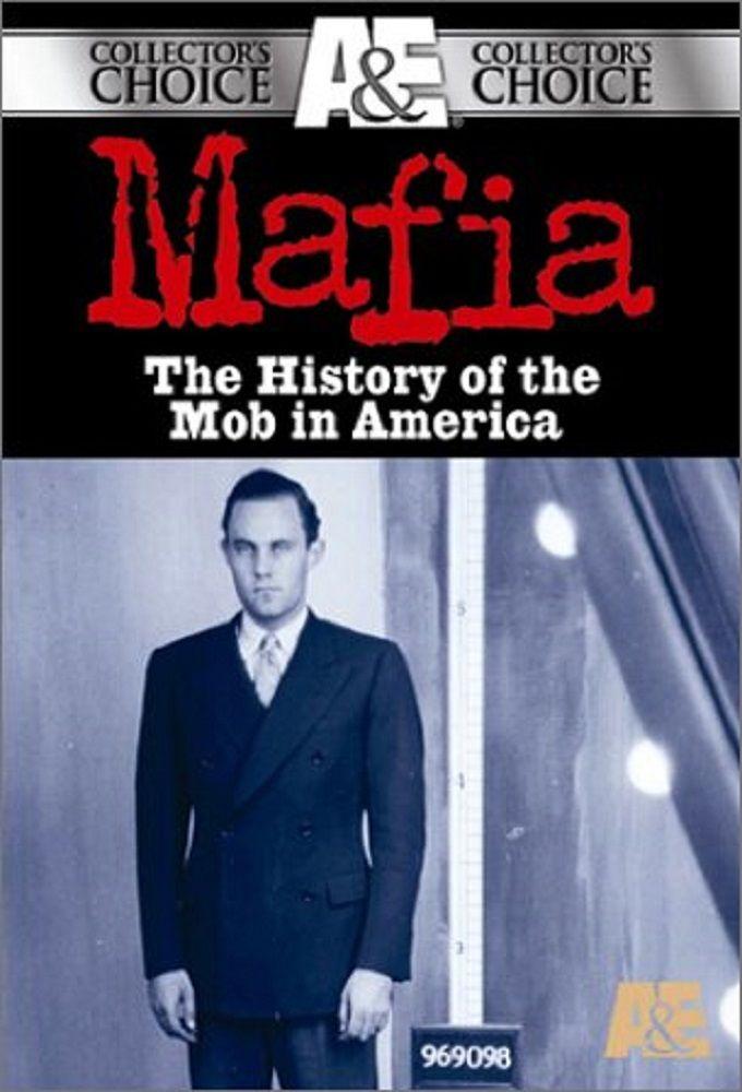 American Justice Target - Mafia cover