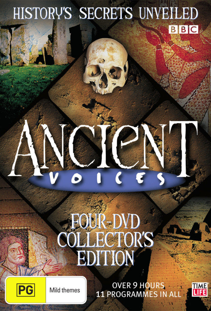 Ancient Voices cover