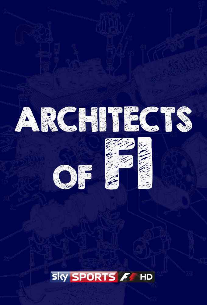 Architects of F1 cover