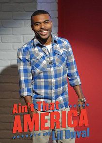 Ain't That America cover