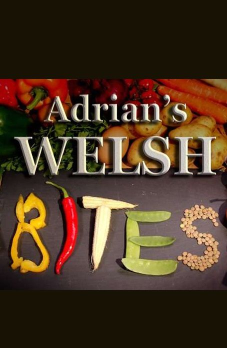 Adrian's Welsh Bites cover