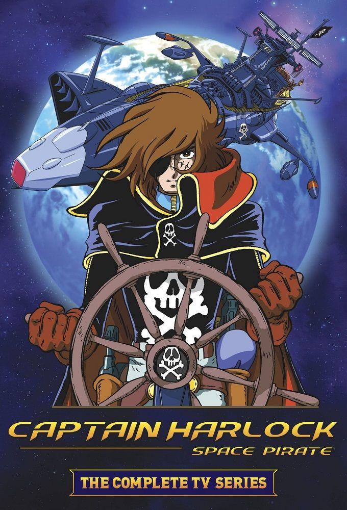 les plus récents nouveau style et luxe chaussures de sport Space Pirate Captain Harlock | TVmaze