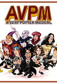 A Very Potter Musical cover