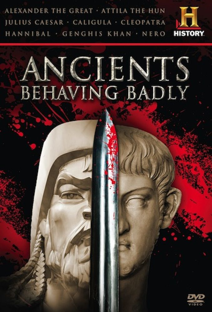 Ancients Behaving Badly cover