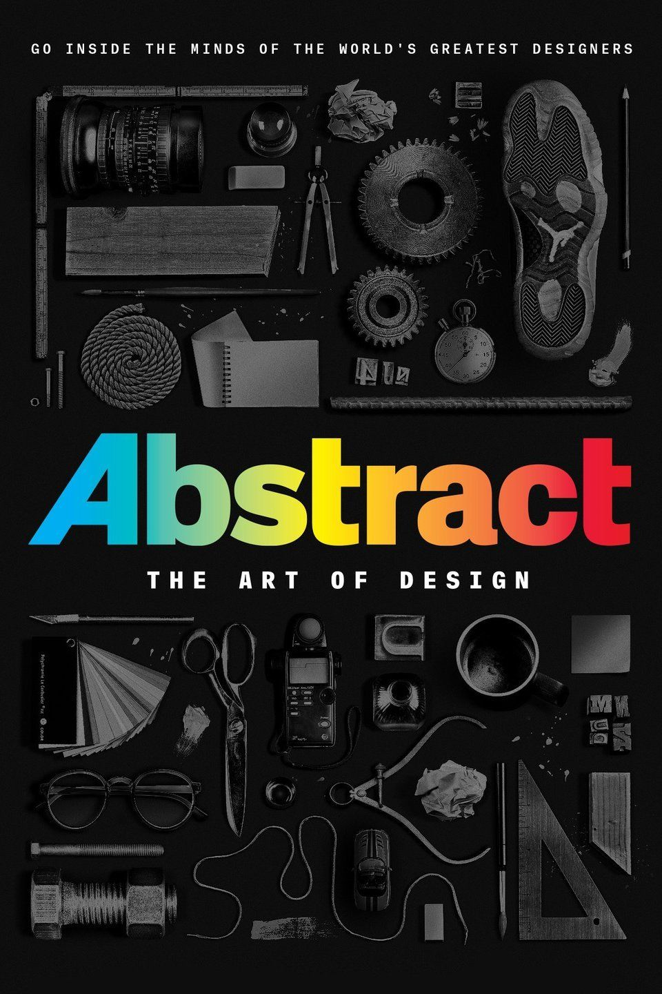 Abstract: The Art of Design cover