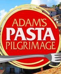 Adam's Pasta Pilgrimage cover