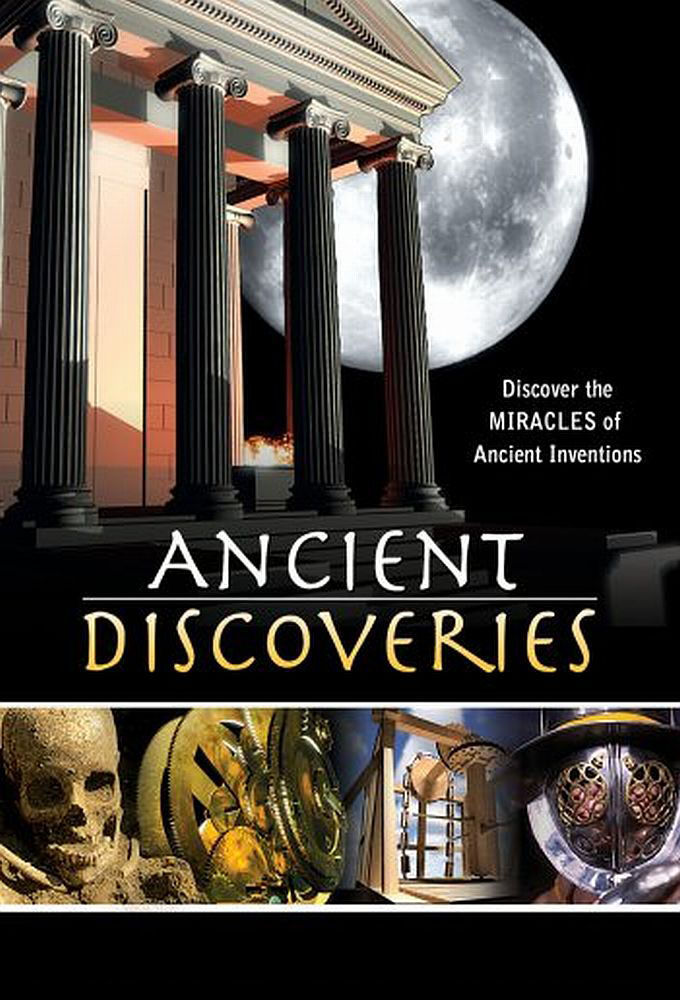 Ancient Discoveries cover