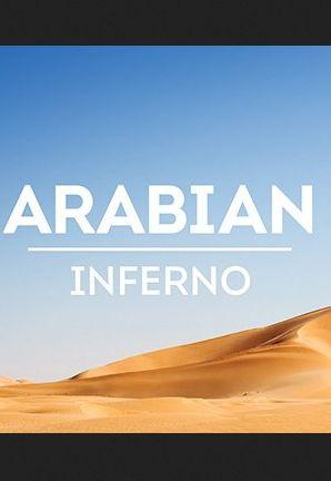 Arabian Inferno cover