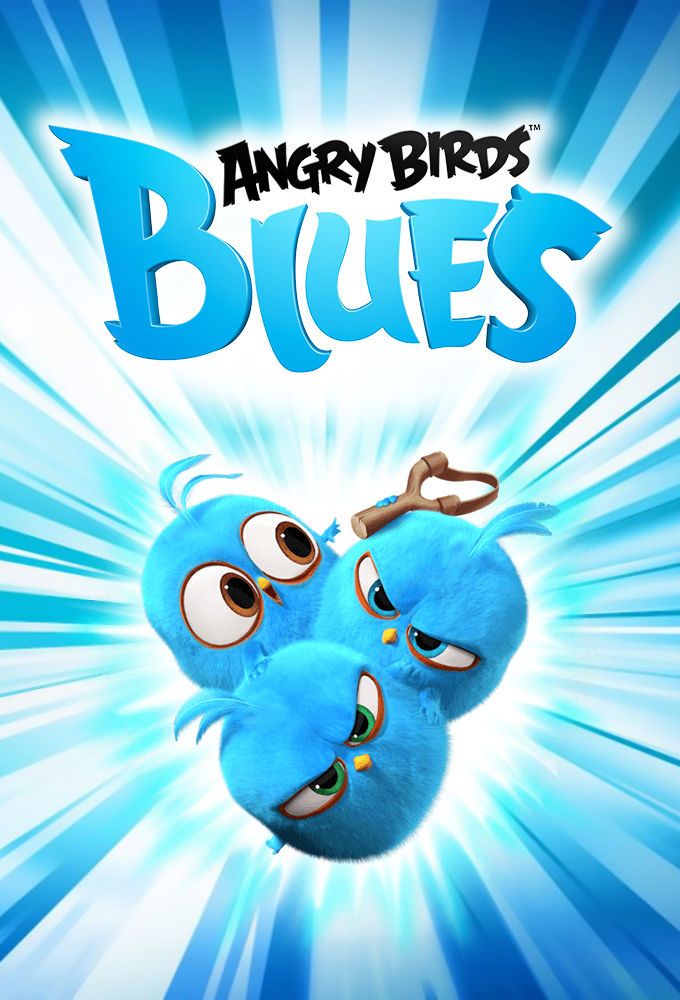 Angry Birds Blues cover