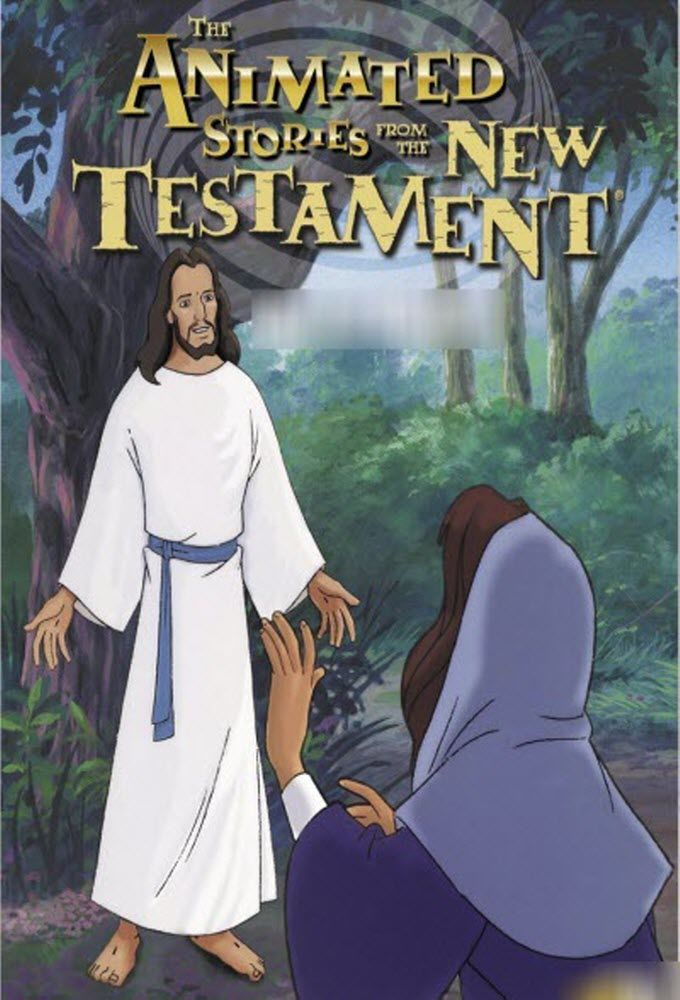 Animated Stories from the New Testament cover