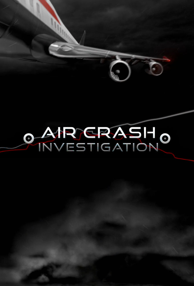 Air Crash Investigation cover