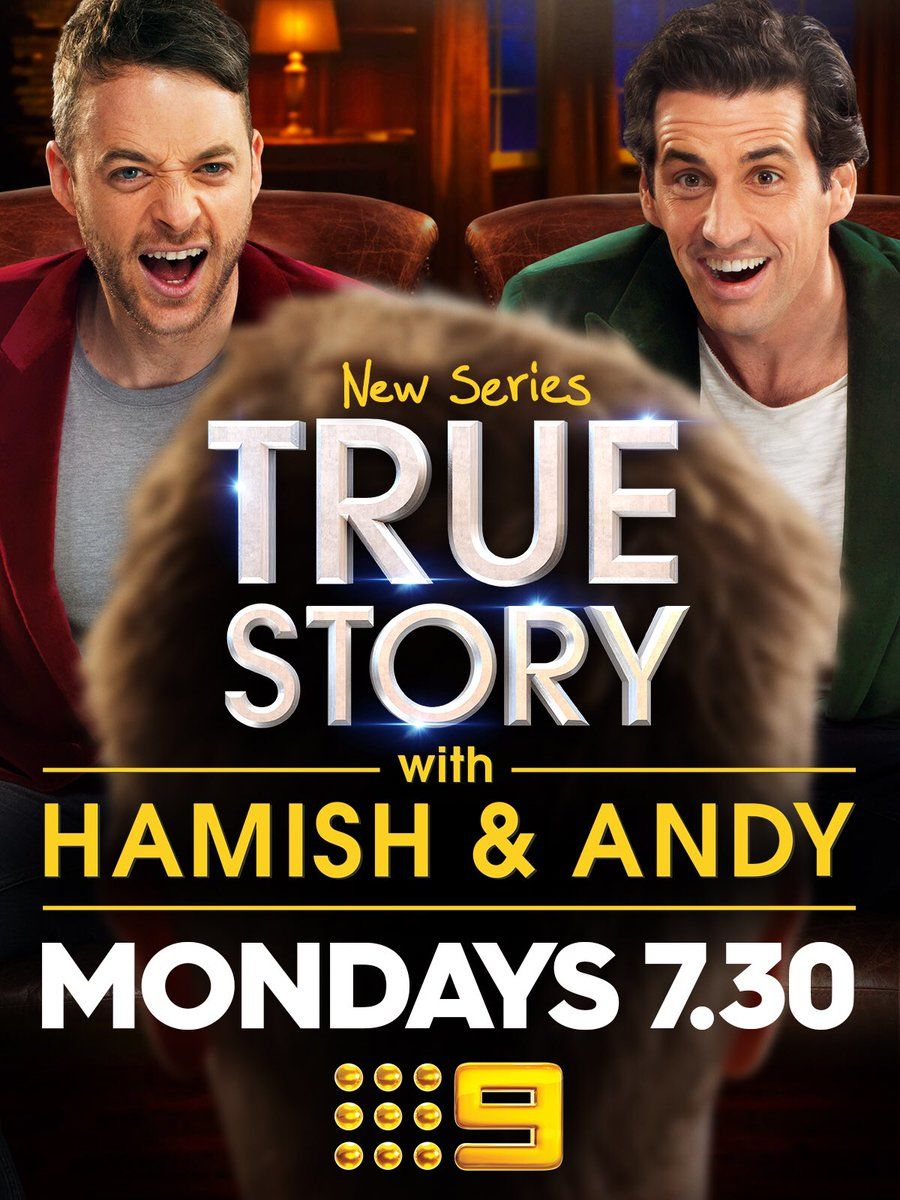 True Story Magazine Subscription: True Story With Hamish And Andy