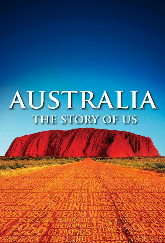 Australia: The Story of Us cover