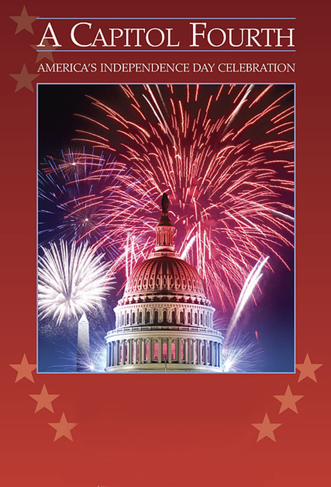 A Capitol Fourth cover