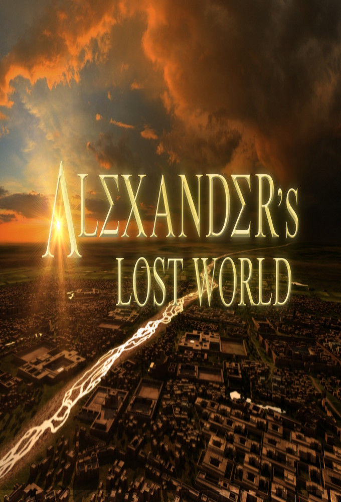Alexander's Lost World cover