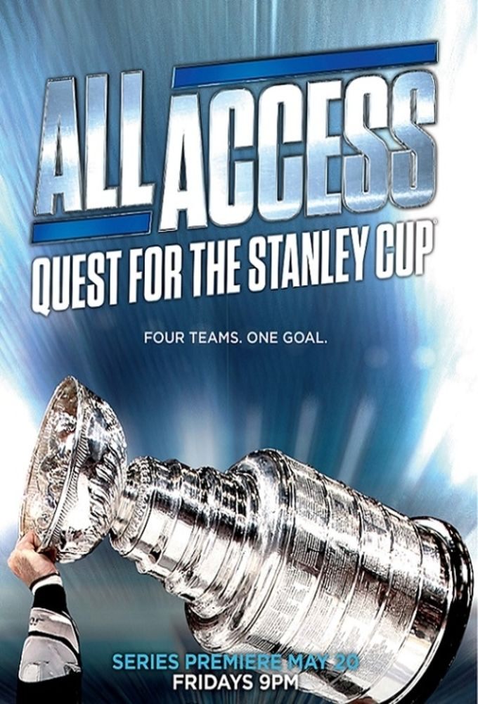 All Access: Quest for the Stanley Cup cover