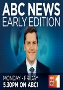 ABC News: Early Edition cover