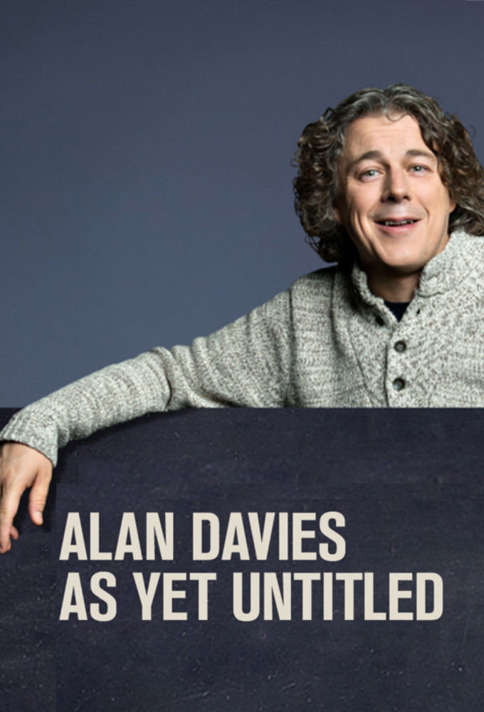 Alan Davies: As Yet Untitled cover