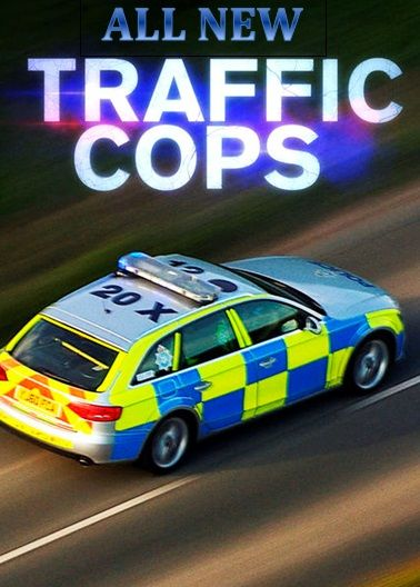 All New Traffic Cops cover