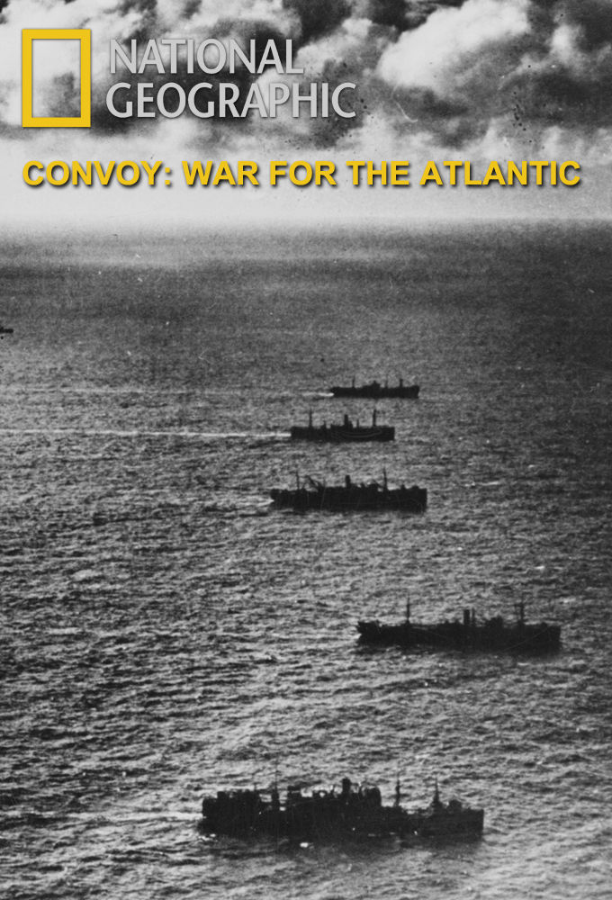 Atlantic Convoys: The War at Sea cover