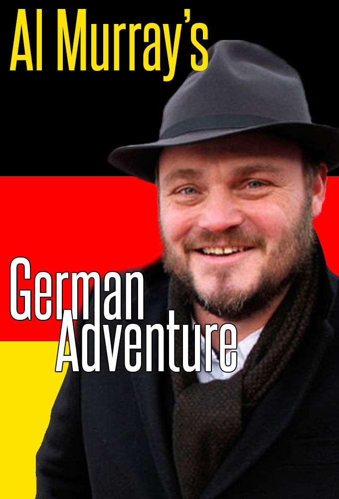 Al Murray's German Adventure cover