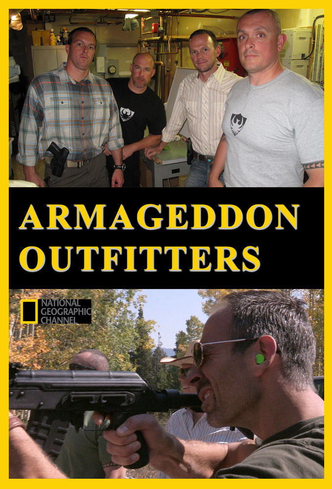 Armageddon Outfitters cover