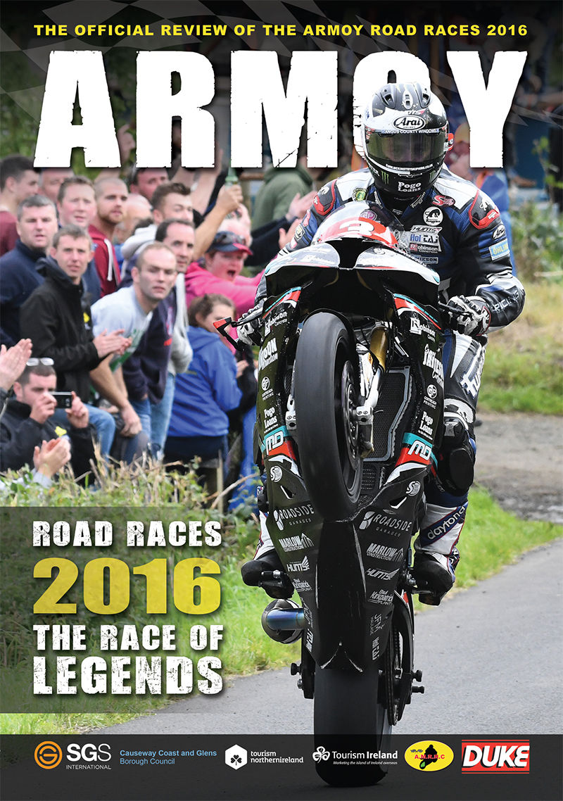 Armoy Road Races cover