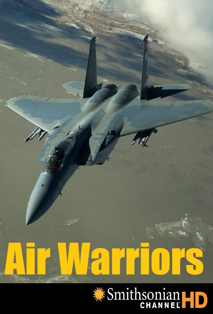 Air Warriors cover