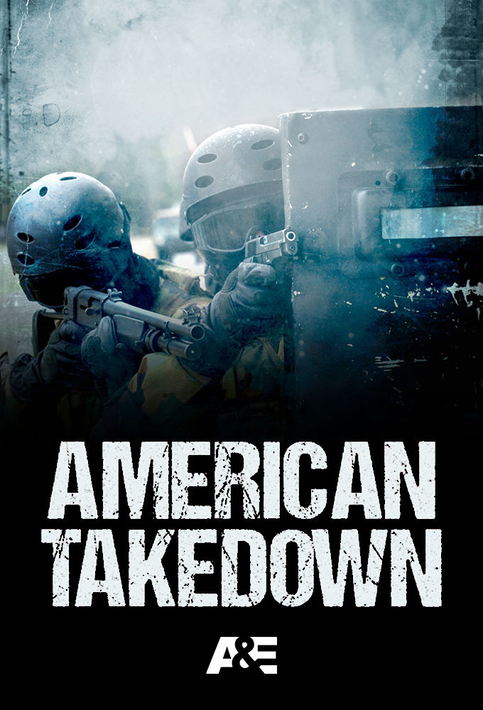 American Takedown cover