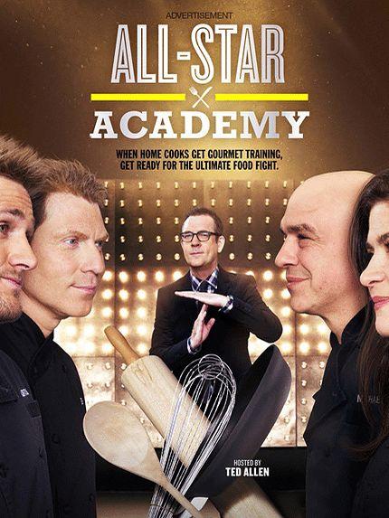 All-Star Academy cover
