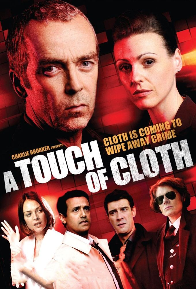 A Touch of Cloth cover