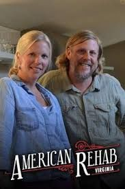 American Rehab: Virginia cover